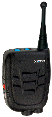 SafeMobile - Wireless Applications - X10DR Microphone